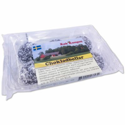 Bild av Kak-kungen Chokladboll 6-pack 180g