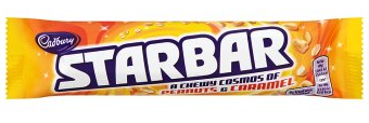 Bild av Cadbury Starbar Chocolate Bar 49g