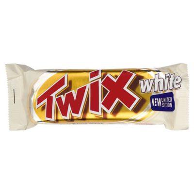Bild av Twix White Chocolate 46g