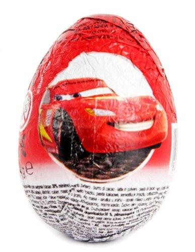 Bild av Cars Chokladägg