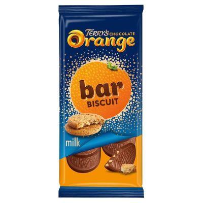 Bild av Terrys Chocolate Orange Biscuit Bar 90g