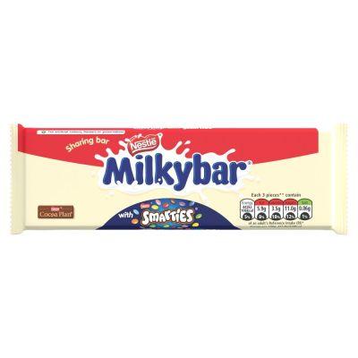 Bild av Nestle Milkybar Smarties 100g