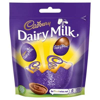 Bild av Cadbury Dairy Milk Mini Eggs 77g
