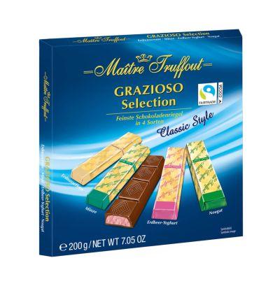 Bild av Maitre Truffout Grazioso selection Classic style 200g