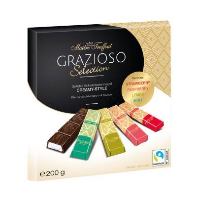 Bild av Maitre Truffout Grazioso selection Cream style 200g