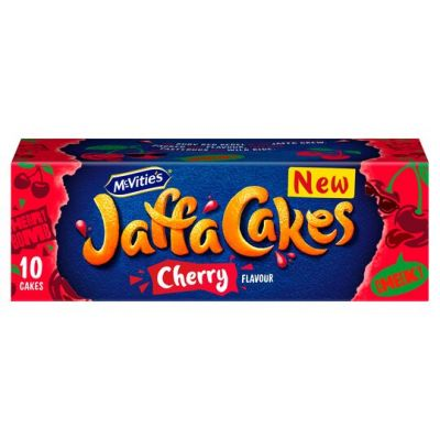 Bild av Mcvities Jaffa Cakes Cherry 120g