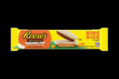 Bild av Reeses Peanut Butter Cups Mallow-Top 68g
