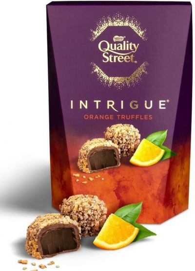 Bild av Nestle Quality Street Intrigue Orange Truffle 200g