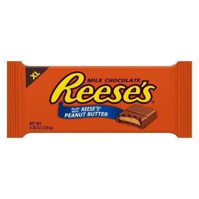 Bild av Reeses Milk Chocolate Peanut Butter Bar 120g