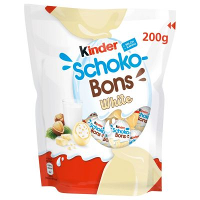 Bild av Kinder Schoko-Bons White 200g