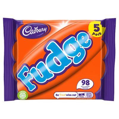 Bild av Cadbury Fudge 5-pack 110g