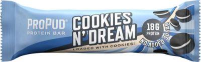 Bild av Propud Protein Bar Cookies n Dream 55g