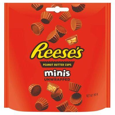 Bild av Reeses Peanut Butter Cups Minis 90g