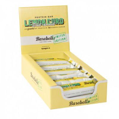 Bild av Barebells Protein Bar - Lemon Curd 55g x 12st