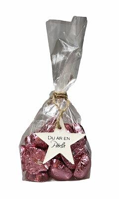 Bild av 'Du är en Pärla' Chokladhjärtan