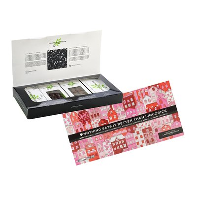 Bild av CHOKLADBUDET - Premium Lakrits med 4 olika smaker