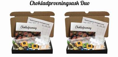 Bild av Chokladprovningsask Duo