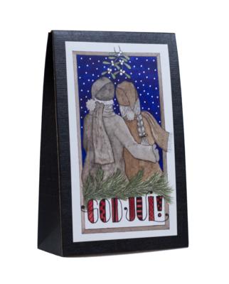 Bild av Julask med Choklad 'God Jul'