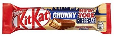 Bild av KitKat Chunky New York Cheesecake 42g