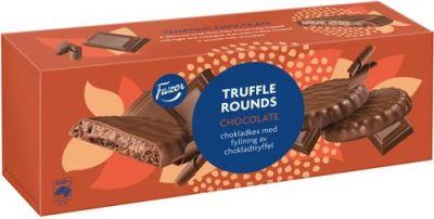 Bild av Fazer Truffle Rounds Chocolate 142g