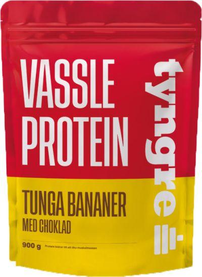Bild av Tyngre Vassleprotein - Tunga Bananer 900g