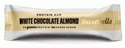 Bild av Barebells Protein Bar White Chocolate Almond 55g