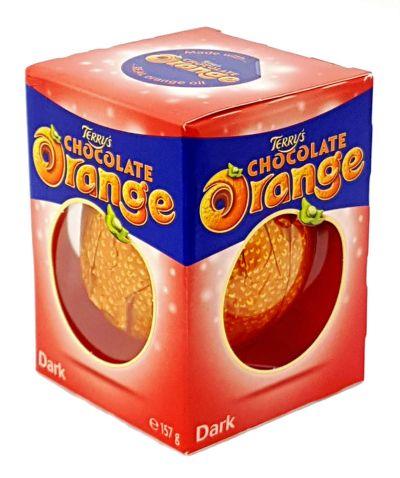 Bild av Terrys Chocolate Orange Dark 157g
