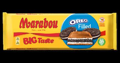 Bild av Marabou Big Taste Oreo Filled 320g