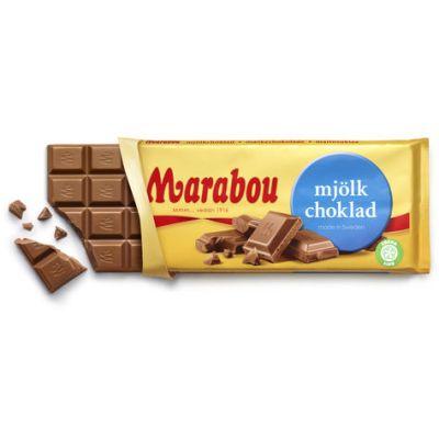 Bild av Marabou Mjölkchoklad 200g