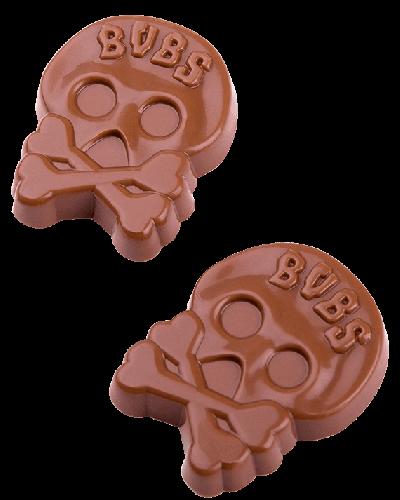 Bild av Bubs Chokladskalle 1.5kg