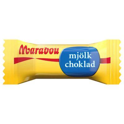 Bild av Marabou Mjölkchoklad Mini 2kg