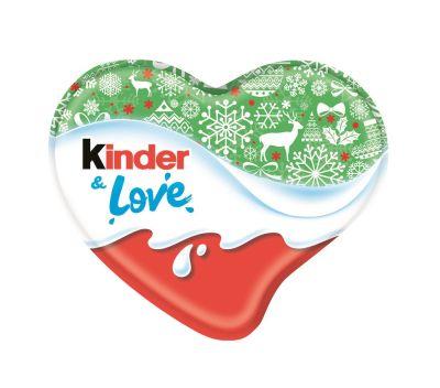 Bild av Kinder Love Xmas 37g