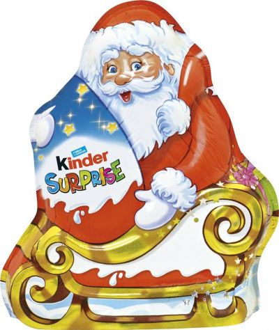 Bild av Kinder Santa with Surprise 75g
