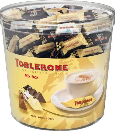 Bild av Toblerone Cylinder 900g