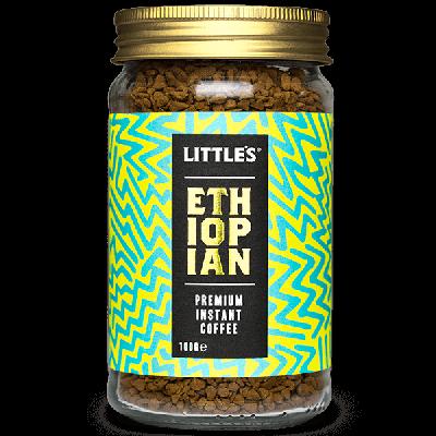 Bild av Littles Ethiopian Premium Instant Coffee 50