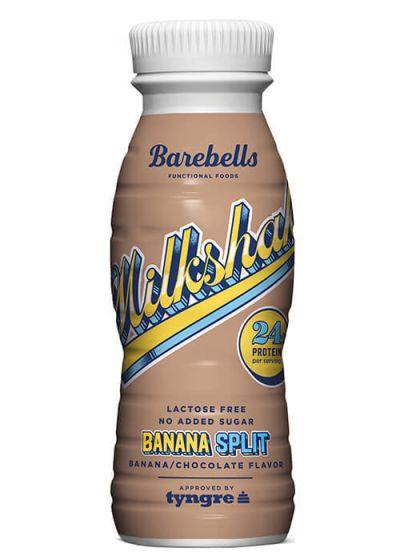 Bild av Barebells Milkshake - Banana Split 330ml