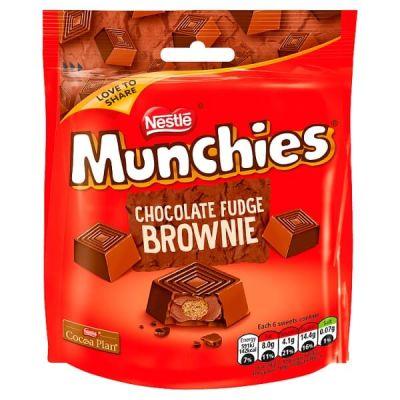 Bild av Munchies Chocolate Fudge Brownie 104g