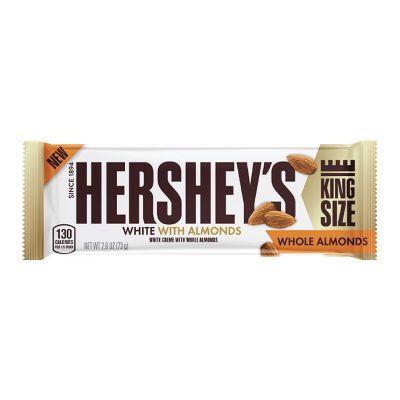 Bild av Hersheys White with Almonds 73g