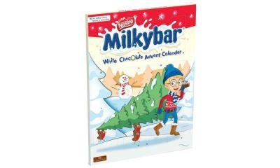 Bild av Nestle Milkybar Advent Calendar 85g