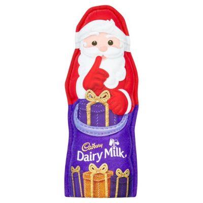Bild av Cadbury Chocolate Hollow Santa 100g