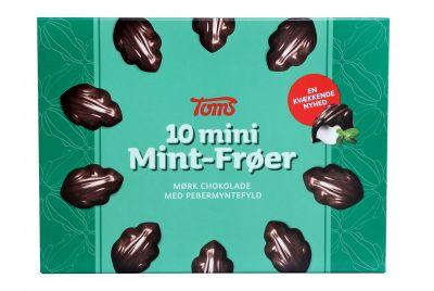 Bild av Toms Mintgrodor 10-pack 120g