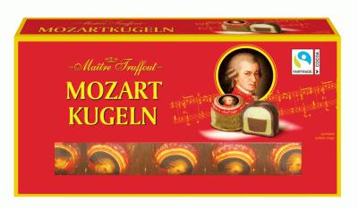 Bild av Maitre Truffout Mozartkulor 200g