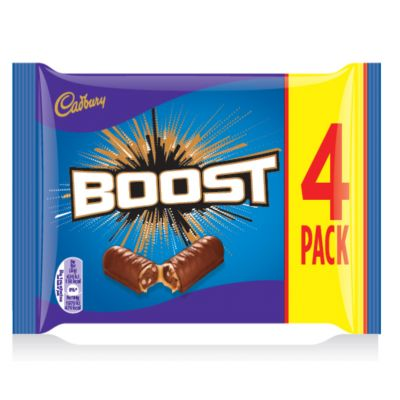 Bild av Cadbury Boost 4-pack 136g