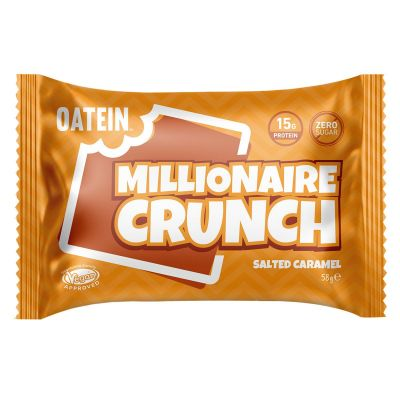 Bild av Oatein Millionaire Crunch - Salted Caramel 58g