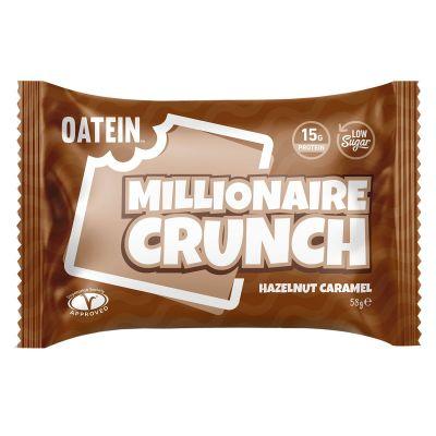Bild av Oatein Millionaire Crunch - Hazelnut Caramel 58g