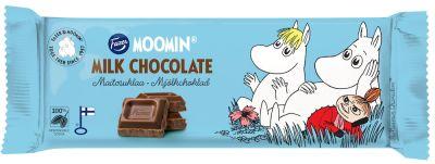 Bild av Moomin Mjölkchoklad 68g