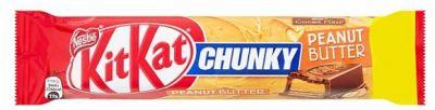 Bild av Kit Kat Chunky Peanut Butter bar 42g