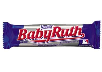 Bild av Nestle Baby Ruth 54gram