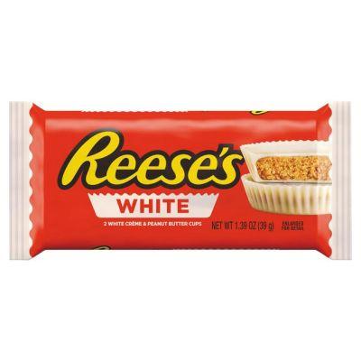 Bild av Reeses White Chocolate Peanut Butter Cups 39gram