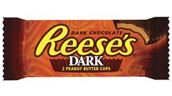 Bild av Reeses Dark Chocolate Peanut Butter Cups 42gram